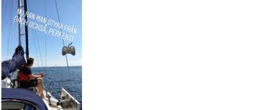 Styra båten med PS3-kontroll